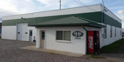 OHS' Body Shop, Auto Body, Services, Polson, Montana