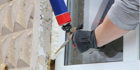 What Is Polyurethane Foam Insulation?, Anchorage, Alaska