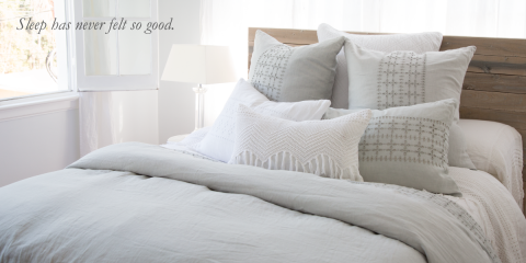 Certified Organic Linen - bedding that loves you back, Castle Rock, Colorado