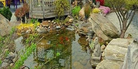 3 Water Feature Design Ideas Recommended by Landscapers, Greensboro, North Carolina