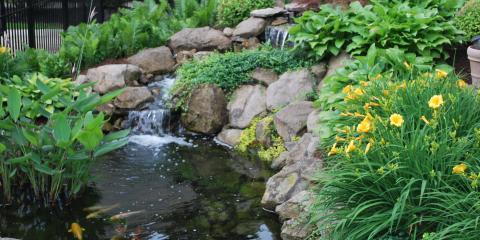 4 Popular Backyard Water Features, Sagamore Hills, Ohio