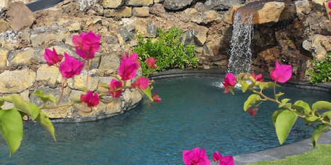 How Does An Infinity Pool Work Scv Pools Spas Amp Masonry