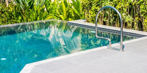 Why You Should Choose a Concrete Pool Deck, South Kona, Hawaii