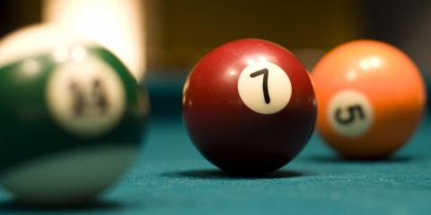 3 Tips for First Time Pool Players, Foley, Alabama