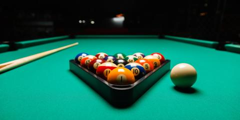3 Surprising Health Benefits of Playing Pool, Foley, Alabama