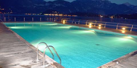 4 Bright Ideas for Pool Lights, Arden-Arcade, California