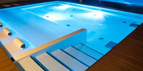 3 Benefits of LED Pool Lights, Wailua, Hawaii