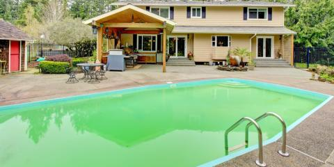 Pool Maintenance 101: Why Your Pool Turns Green, Kihei, Hawaii