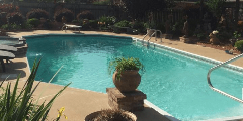 Monroe's Pool Service Experts Explain Why a Pool Leak Needs Professional Attention, Sterlington, Louisiana