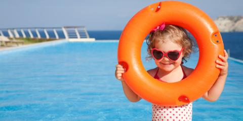 Safety Tips for Swimming Pool Toys, Arden-Arcade, California