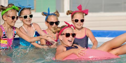 5 Ways to Make Your Kid's Pool Birthday Party Fun, Beavercreek, Ohio