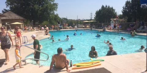 Why You Should Join A Private Swim Club Instead Of Going To A Public Pool Western Tennis