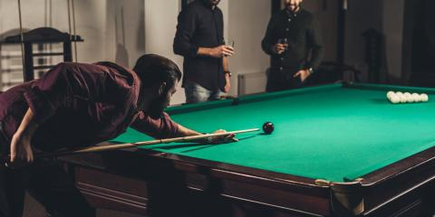 3 Reasons You Need an Expert to Move Your Pool Table, West Chester, Ohio
