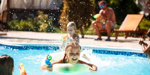 4 Ways Kids Benefit From Having a Pool, Troy, Missouri