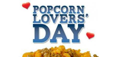 March 9th is Popcorn Lovers' Day!-Save 30%, Clayton, Missouri