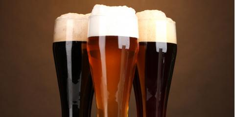 5 Popular Beer Styles, Onalaska, Wisconsin