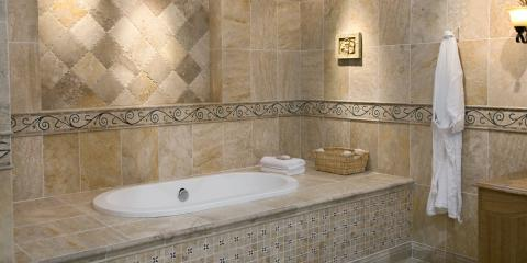 How to Decide Between Whole-Tiling & Half-Tiling a Bathroom, Odessa, Texas