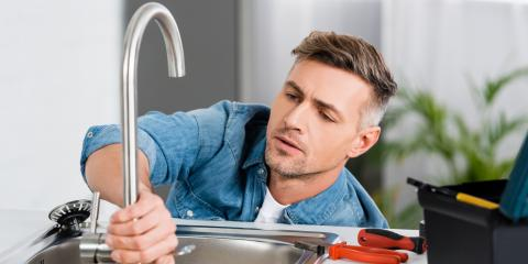 5 Reasons Your Faucet Is Leaking, Port Aransas, Texas