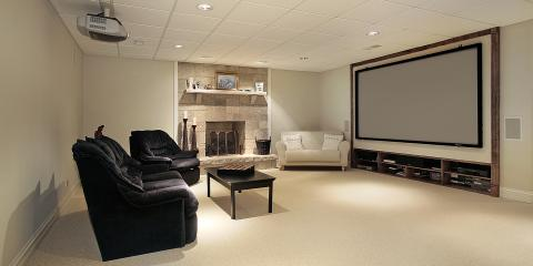 3 Ideas for a Finished Basement, Port Jervis, New York