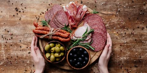 Top 5 Meats & Oils For Your Holiday Charcuterie Board, Port Jervis, New York