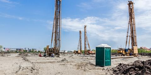 5 Money-Saving Reasons Your Construction Site Needs Porta Potties, Wellston, Ohio