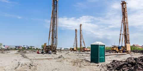 5 Money-Saving Reasons Your Construction Site Needs Porta Potties, Wellston, Ohio