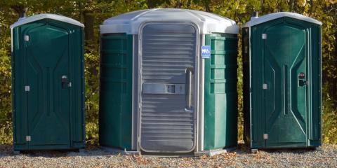 The Secret to Perfect Porta Potty Placement, Chetek, Wisconsin