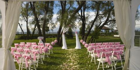 Make Portable Lavatories Work for Your Outdoor Wedding, Bruce, Wisconsin