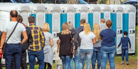 The Do's & Don'ts of Renting Portable Lavatories for Events, Chetek, Wisconsin