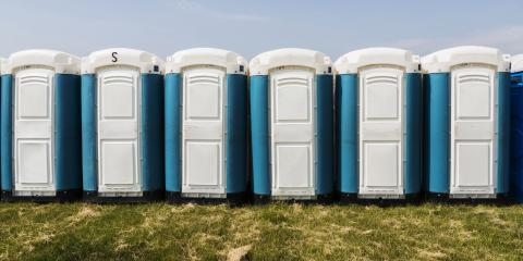 What's Included in a Portable Toilet Rental?, Madrid, Iowa