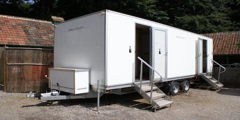 Having a Party for the Big Game? Consider Renting a Restroom Trailer, Lake Havasu City, Arizona