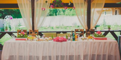 The Benefits of Using an Event Tent for a Wedding, Fairbanks, Alaska