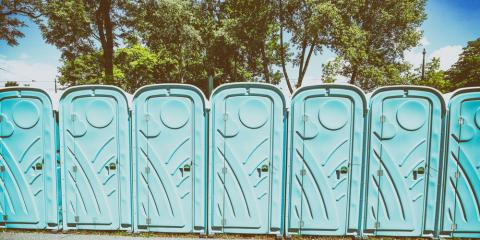 How Professionals Clean & Disinfect Portable Toilets, Gig Harbor Peninsula, Washington