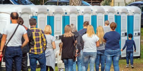 5 Etiquette Tips for Portable Toilets, Ironton, Ohio