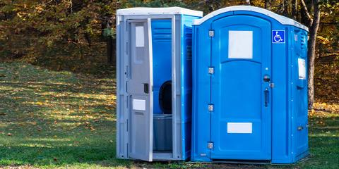 3 Practical Benefits of Portable Toilets for Your Upcoming Event, Ironton, Ohio