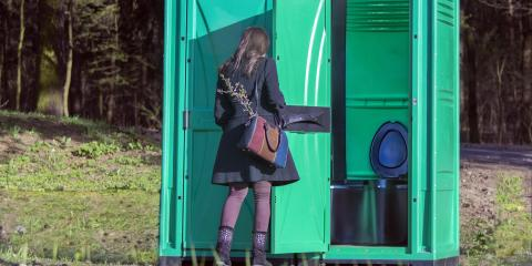 3 Events That Require Portable Toilets & When to Reserve Them, Brady, Michigan