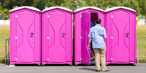 3 Factors to Consider When Placing Your Event's Porta-Potty, Fairbanks, Alaska