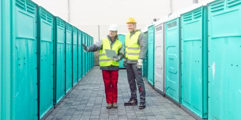 What Are the OSHA Requirements for Bathrooms on Job Sites?, Brady, Michigan