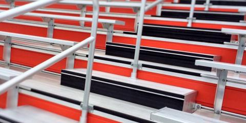 3 Reasons to Use Portable Bleachers at Your Next Sporting Event, Webster, New York