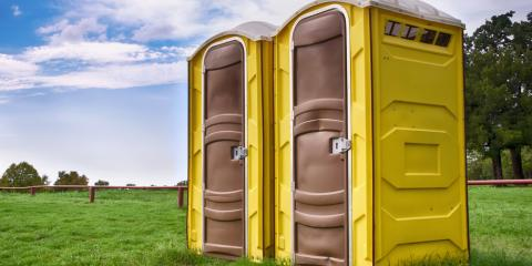 How to Keep Your Portable Toilets Clean, Chetek, Wisconsin