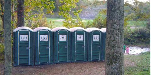 Taking Care of Business: A Portable Potty Primer, Dry Ridge, Kentucky