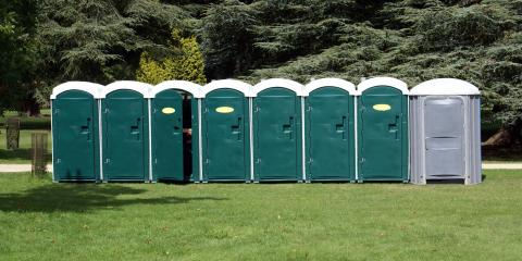 5 FAQs About Renting Portable Toilets, Lemon, Ohio