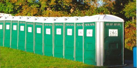 3 Benefits of Portable Toilet Rentals for Your Kentucky Construction Site, Dry Ridge, Kentucky