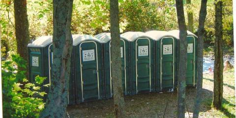 3 Reasons Your Event Needs a Portable Toilet Rental From Kentucky's Septic Experts, Dry Ridge, Kentucky