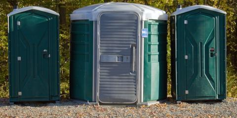3 Considerations for Portable Toilet Placement, Madrid, Iowa