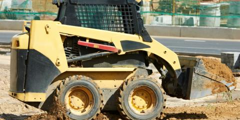 5 Advantages of Small & Mid-Size Skid Steer Loaders, Genesee Falls, New York