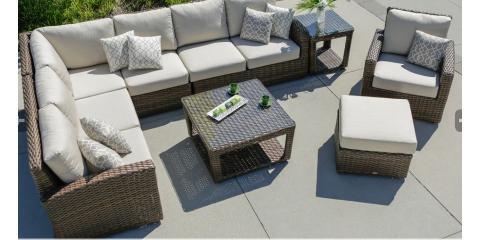 Patio Furniture U0026amp; More: How To Create The Perfect Backyard Getaway,  Urbandale,