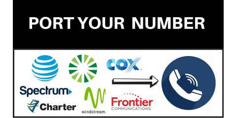 Porting Your Number to A Cloud-based Service Provider, Greensboro, North Carolina