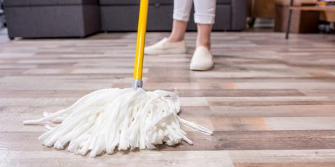 5 House Cleaning Tips to Protect Your Floors, Portland West, Oregon