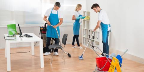5 Benefits of Hiring a Post-Construction Clean Up Service, Tempe, Arizona